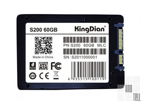 KingDian SSD S200 Series