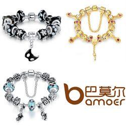 Браслеты Bamoer