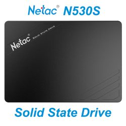 SSD Netac N530S 120 Gb