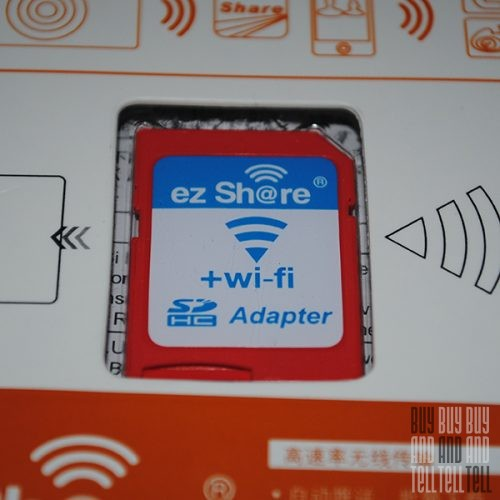 ez Share Wireless Wi-Fi microSD Card Adapter