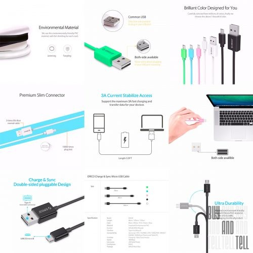 USB 2.0 Cable Orico