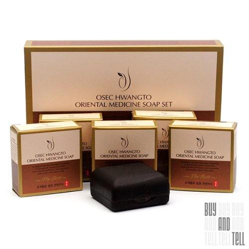 Oriental Medicine Soap
