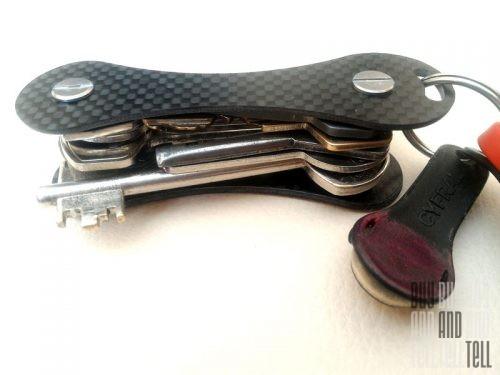 Органайзер для Ключей QingGear Keybone