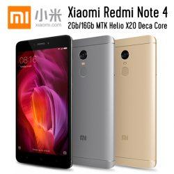 Xiaomi Redmi Note 4 (2Gb/16Gb MTK Helio X20 Deca Core)
