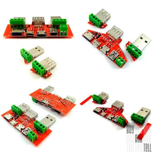 Multiple Input Switching Board