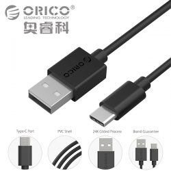 ORICO USB Type C to A Cable 20 cm
