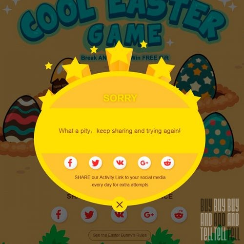 GearBest - Cool Easter Game