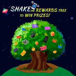 Shake the Rewards Tree