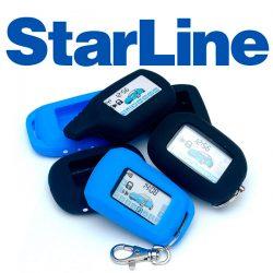 силиконовые чехлы StarLine
