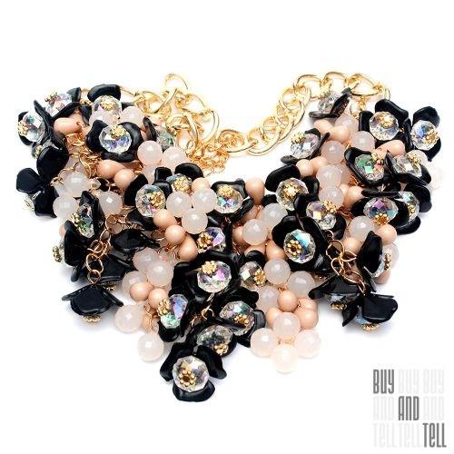 Акриловое ожерелье