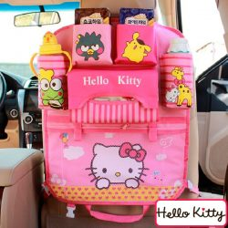 Kids Car Seat Back Organizer