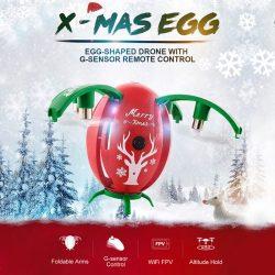 X-Mass Egg