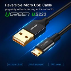 Ugreen Reversible Micro USB Cable