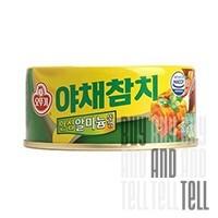 Ottogi Canned Tuna - Консервированный тунец из Южной Кореи