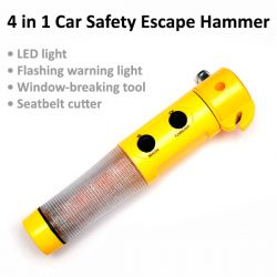 Car Safety Escape Hammer