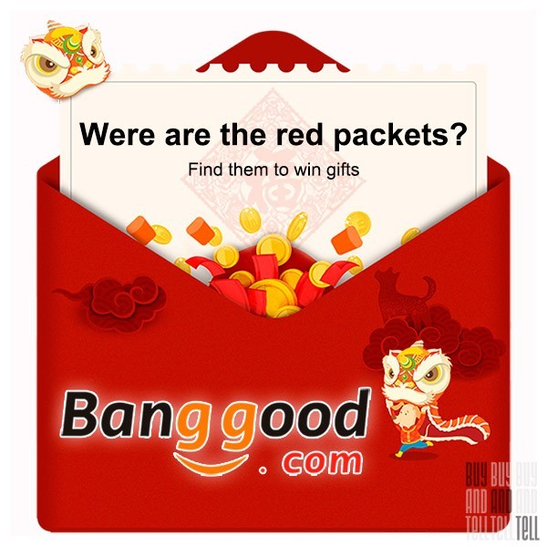 Were are the Red Packets