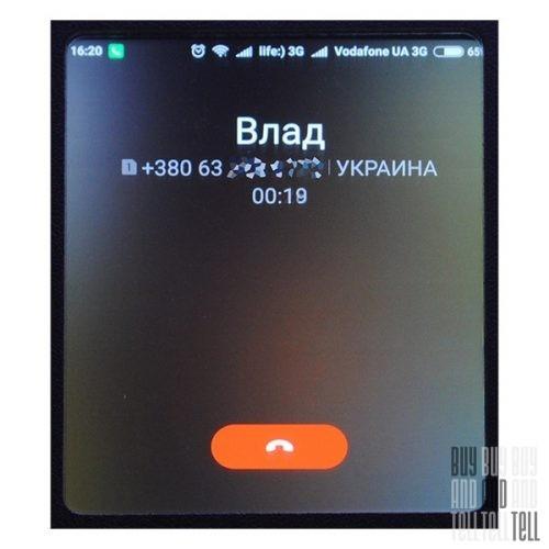Smart-чехол с окном для Redmi Note 4
