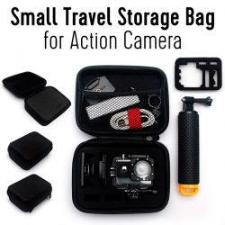 Small Travel Storage Bag