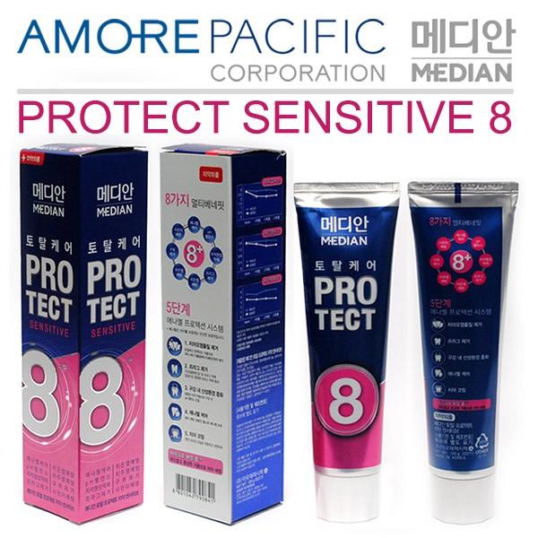 Median Protect Sensitive 8