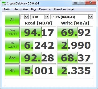 MicroSDXC UHS-I Samsung EVO Plus 64 Gb