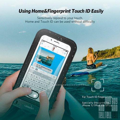 Ugreen Waterproof Phone Case