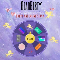 GearBest - Happy Valentine's Day 2019