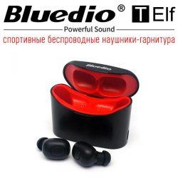 Беспроводные наушники-гарнитура Bluedio T Elf