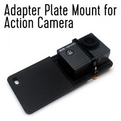 Адаптер для установки экшн-камеры на стабилизатор
