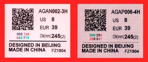 Пляжные шлепанцы Li-Ning AGAN002 и AGAP006