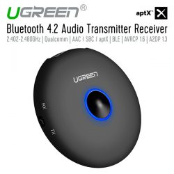 Ugreen Bluetooth 4.2 Audio Transmitter/Receiver