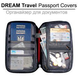 DREAM Travel Passport Covers