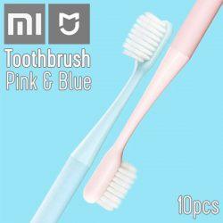 Xiaomi MiJia Toothbrush - Pink & Blue