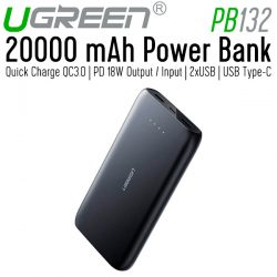 Ugreen Power Bank 20000 mAh QC 3.0