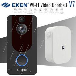 Беспроводной видеозвонок/домофон EKEN V7