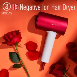 SOOCAS H5 Negative Ion Hair Dryer