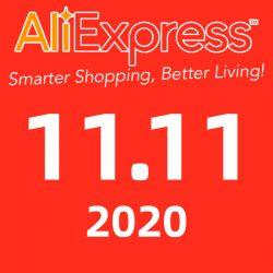 Всемирный день шоппинга 2020 на AliExpress!