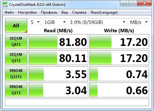 Netac Micro SD 64Gb