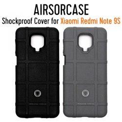 Два чехла AIRSORCASE для Xiaomi Redmi Note 9S