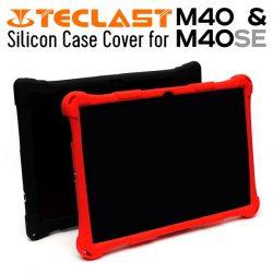 Силиконовые чехлы для Teclast M40 и M40SE